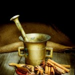 morter pestal chinese herbs