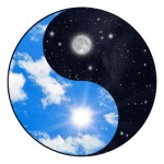 sun and moon yin and yang